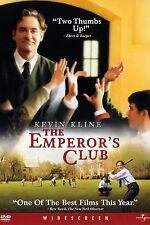The Emperor's Club (DVD; Widescreen) Kevin Kline, Patrick Dempsey