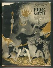 Peer Gynt: A Dramatic Poem by Henrik  Ibsen  Illustrated by Arthur Rackham in or