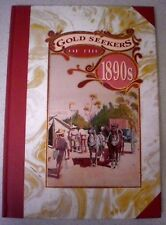 W.A. - GOLD SEEKERS OF THE 1890s  - AUSTRALIA POST h/c History book