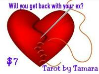 Intuitive Reading : Will I get back with my ex
