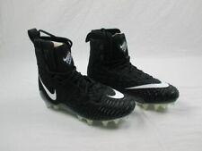 New Nike Force Savage Elite - Black Cleats (Men's 10.5)
