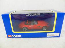 Corgi TY91065 BMW Z8 open roadster in Red