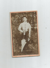 More details for antique russian real photograph anna demidova russian lady in waiting to czarina