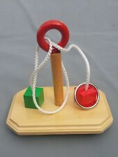 "The Jah Boukie Rope Ring Puzzle Deluxe - Jumbo 9"" version"