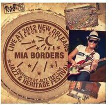 Mia Borders - Live at Jazzfest 2012 [New CD]