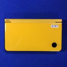 b787 Nintendo DSi LL console Yellow Japan Express x