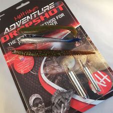 MATT HAYES DROPSHOT LURE PACK 115-140mm