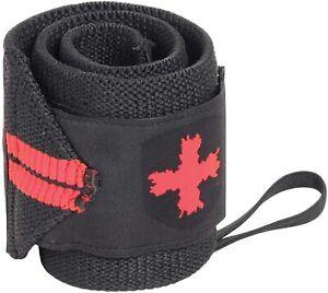 Harbinger Red Line 18-Inch Wrist Wraps (Pair)