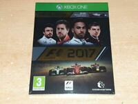 F1 2017 Special Edition Xbox One Formula 1 **BRAND NEW & SEALED**