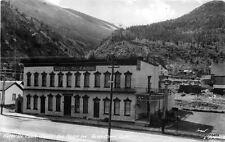 1940s Hotel De Paris French Inn Georgetown Colorado Sanborn real photo 7999
