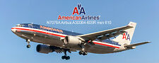 American Airlines Airbus A300 Photo Magnet (PMT1637)