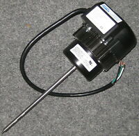 Cotton Pumps Column Pump Motor w/ Long 8 mm Shaft - 110 VAC - 50/60 Hz - SPC42