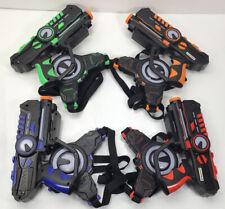 Armogear, Infrared Laser Tag Guns, Laser Battle, Nesstoy, 4-Pack