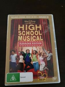 High School Musical - Karaoke Edition (DVD)