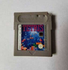 Tetris for Nintendo Game Boy - Genuine Cartridge
