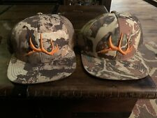Hush Flatbill First Lite Hats In Fusion And Cipher