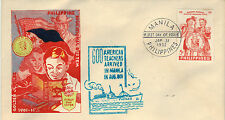 First Day Cover Philippine Stamps