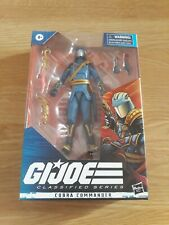 GI JOE Classified Series Regal Cobra Commander - New