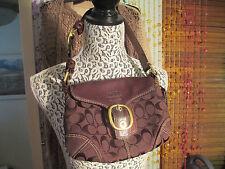COACH Authenic Signature handbag #11441 fantastic condition,not worn