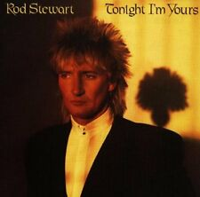 *NEW* CD Album Rod Stewart - Tonight I'm Yours (Mini LP Style card Case) //**/
