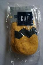 Gap Kids + Peanuts Instaria Chevron Knitted Statement Mitts ~ Size S/M