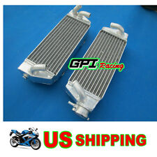 FOR KTM 250/300/380 SX/EXC/MXC 98-03 99 2000 20001 2002 Aluminum radiator