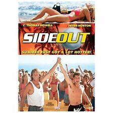 Side Out DVD (1990) - C. Thomas Howell, Peter Horton, Peter Israelson