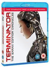 Terminator: The Sarah Connor Chronicles - Seasons 1 & 2 (Blu-Ray) (C-15)