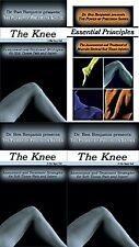 Medical & Sports Massage Video For The Knee - 4 DVD Set by Ben Benjamin