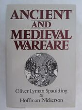 Ancient and Medieval Warfare, Hardcover