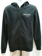 Men's Assassin's Creed The Movie Promo Black Hoodie Size L Large Pre-owned N103