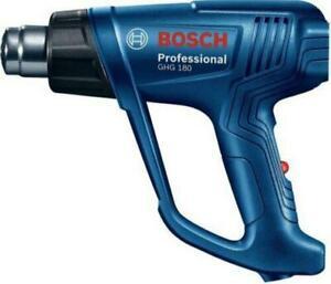 Bosch GHG 180 Best Heat Gun 1800 w Hot Air Gun 220 Voltage Plug type C 220 V
