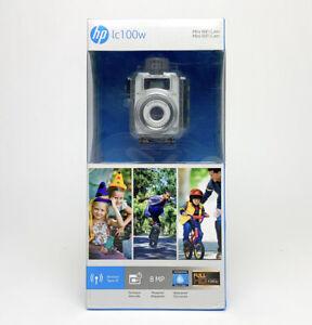 Mini Wifi Cam-Waterproof Camera HP  lc100w 4k Full HD 1080pBundle