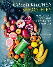 Green Kitchen Smoothies: Healthy and Colorful Smoothies for Every Day Frenkiel,