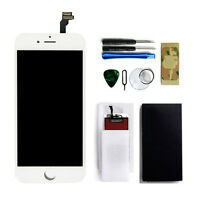 White LCD Display+Touch Screen Digitizer Assembly Replacement for iPhone 6 4.7""