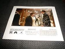 "EMMETT JAMES signed Autogramm auf 20x25 cm ""TITANIC"" Foto InPerson LOOK"