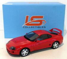Véhicules miniatures en résine pour Toyota 1:18