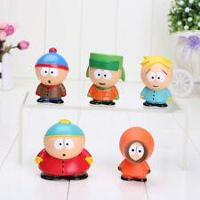 5 Figuren South Park Sammeln Set Comedy Cartoon Film Serie Movie Kult Figur