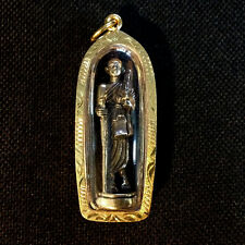 Thai Amulet Phra Seewalee Rich Buddha Brass figurine Statue Lucky Charm NBA