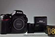 NIKON D800 36.3MP Digital Camera Body Excellent