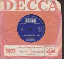 "Engelbert Humperdinck - A Man Without Love / Call On Me - 7"" single 45rpm"