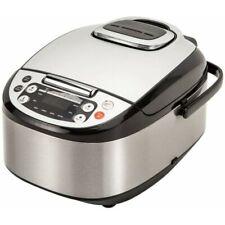 Robot de Cocina Multifunción con Voz,Programable 24h,Capacidad de 5 L.4 Menús Pr