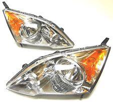 Honda CR-V MK III 2007-2011 SUV Left Right Front head lamp lights for USA models