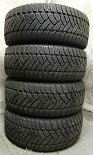 4 x DUNLOP 225/50 R17 94H 6 mm SP WINTER SPORT M3 RUNFLAT Winterreifen DOT4211