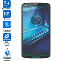 9H HARDNESS TEMPERED GLASS SCREEN PROTECTOR 2.5D FOR MOTOROLA DROID TURBO 2 USA