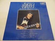 "SACHA DISTEL . I'M IN THE MOOD FOR LOVE . 12"" 33rpm LP Record .1972 ."