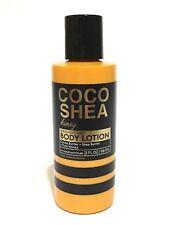 NEW 1 BATH BODY WORKS COCO SHEA HONEY SERIOUSLY SOFT HAND & BODY LOTION 3 FL OZ