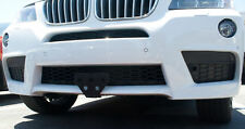 2010-2014 BMW X3 M Sport Take Off Removable Metal License Plate Bracket