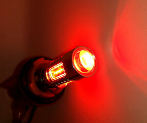 SALE!! 2 x BRAKE/TAIL SUPERBRIGHT RED LED BULBS- CHARGER - FALCON GT GS - MONARO