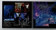 BLACK SABBATH~Signed~THE END~CD~Butler~Iommi~Osbourne~Tour CD Only~Brand New